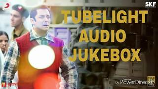 Tubelight audio jukebox
