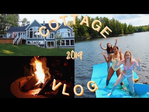 END OF SUMMER COTTAGE VLOG 2019 thumbnail