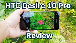 HTC Desire 10 Pro Review [4K] | Bangla