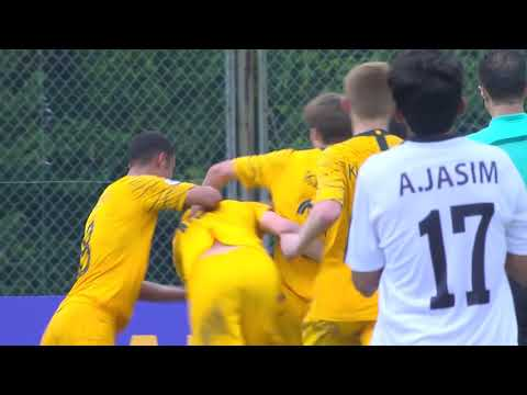 Australia 2-1 Iraq (AFC U16 Malaysia 2018 : Group Stage)