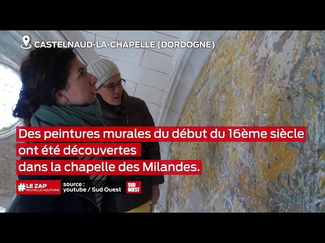 Le Zap Nouvelle-Aquitaine du 11 décembre