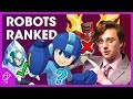 Ranking all 200+ Mega Man robots | Unraveled