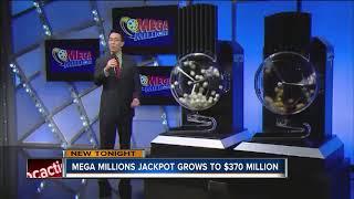 $370M Mega Millions winning numbers for Friday, December 28, 2018