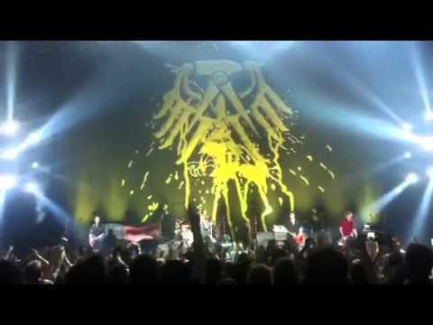 Toten Hosen live in Wien - Ballast der Republik, 22.12.2012