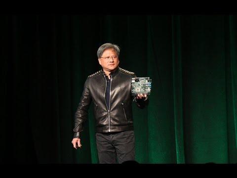 NVIDIA Tegra X1 Press Conference CES 2015