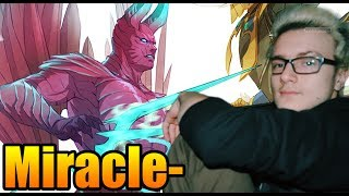 Miracle- [Terrorblade] CARRY Player In BATTLE CUP - Dota 2