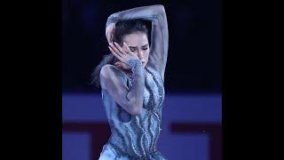 ALINA ZAGITOVA Outro EX Gala NHK Trophy 2019 with sub перевод комментариев японцев