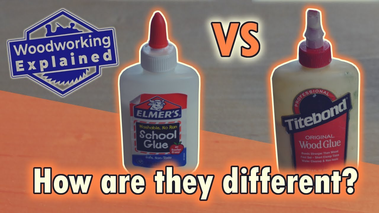 Elmer S School Glue Vs Ebond Type I Wood
