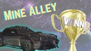 Defiance 2050 | Mine Alley Gold Time Trial & Location