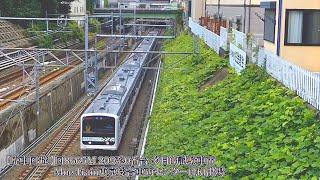 【廃車回避!】回8665M 209系0番台 多目的試験車両  Mue Train東京総合車両センター(TK)出場