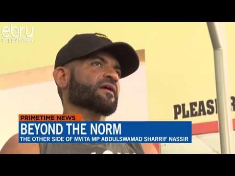 The Other Side of 'The Transformed' Mvita MP Abdulswamad Sharrif Nassir