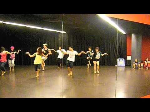 I am a good girl (Burlesque) - Broadway Class
