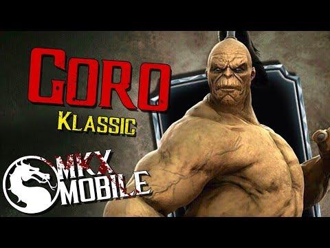 ОБЗОР: КЛАССИЧЕСКИЙ ГОРО • Mortal Kombat X Mobile