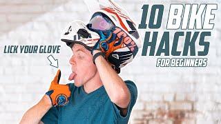 10 Motorcycle Hacks & Tİps For Beginner Bikers