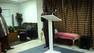 APOSTLE GREG WRIGHT AT VALLEY OF LOVE MINISTRY JULY 12 2012 RIVIERA BEACH FLA