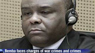 War crimes trial of DR Congo's Bemba under way