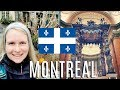 German Girl Discovers Montreal, Quebec | Canada Travel Vlog: Vieux Montreal, Notre Dame Basilica