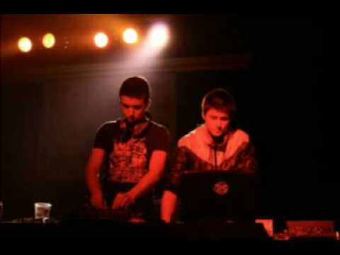 DJ Alberto Alosa & DJ Eric Almeda @ Les Basses (Be...