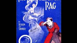 That Mysterious Rag by Arthur Collins (Aug. 1911)