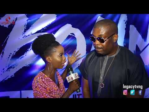 """Donjazzy - """"More Corporate Bodies are Coming Out To Support the Music Industry"""""""
