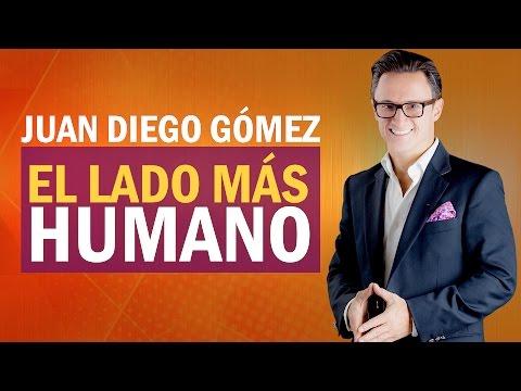 El lado más humano de Juan Diego Gómez