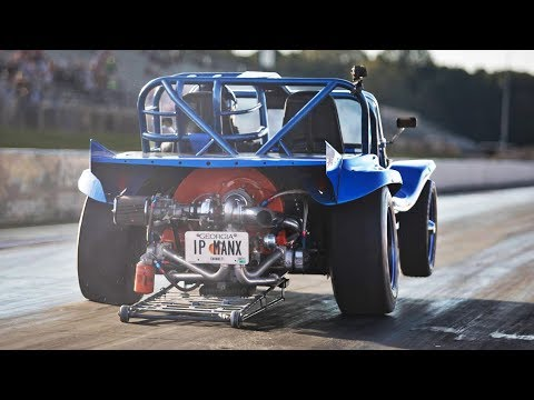 The Ultimate DRAG BUGGY (1300lbs/450hp)