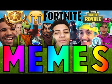 BEST FORTNITE MEMES COMPILATION V7