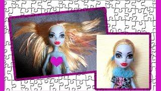 Что делать если волосы куклы стали липкими ? (Monster High, Barbie)(, 2016-09-06T18:14:54.000Z)