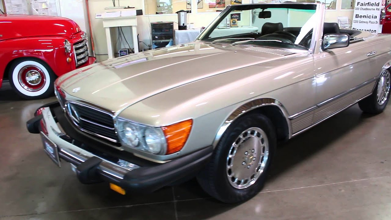 1980 Mercedes Benz 450SL B