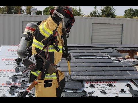 EMERGENCY RESPONSE TO THE TESLA SOLAR ROOF