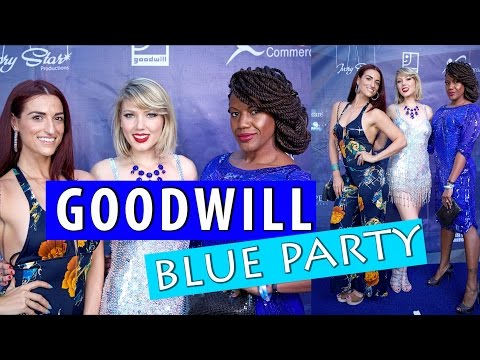 Goodwill Blue Party Finale PLUS Bonus #Shenanigans|Come Thrifting With Us|#ThriftersAnonymous
