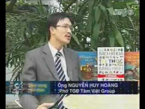 """VTC2 """"Dạy con đọc sách"""" - ThS Nguyễn Huy Hoàng"""