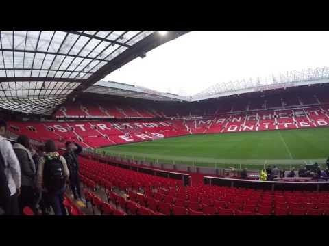 One minute highlights: Old Trafford Stadium Tour - Manchester United