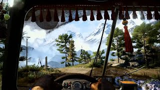 Far Cry 4 - Free Roam | Free Ride PS3 Gameplay (HD)