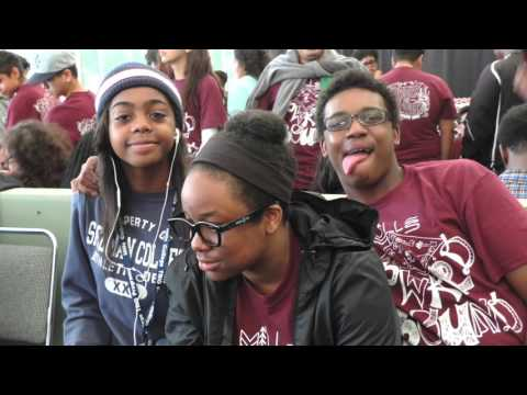 Mills College Upward Bound Summer Program 2015