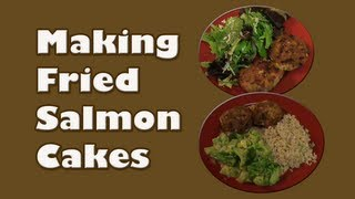 63 ★ Fried Salmon Cakes