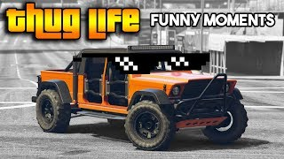 GTA 5 ONLINE : THUG LIFE AND FUNNY MOMENTS  (WINS AND FAILS #6)