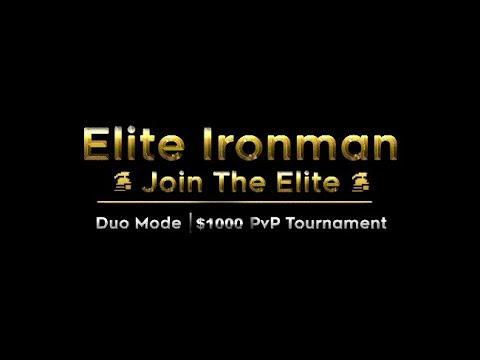 $1,000 Elite Ironman Tournament | Alora RSPS