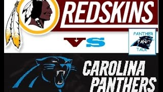 Panthers vs Redskins Preview
