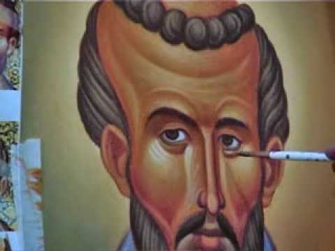 Icon-painting courses