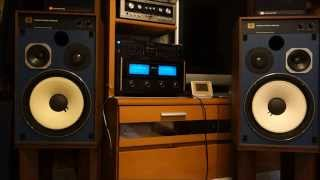 Gambar cover Mcintosh MC7270  JBL 4312 MkⅡ Music by AnyoKing  Open Cafe