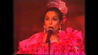 LOLA FLORES - HAY ESPAÑA DE MI ALMA & TORBELLINO DE COLORES ( FIEBRE DEL SUR ).wmv