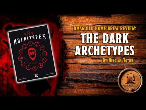 The Dark Archetypes - D&D5e Evil Character Subclasses