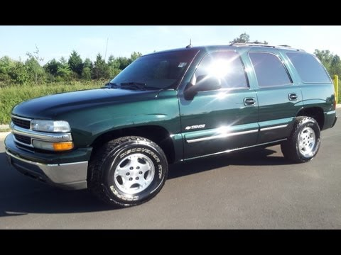 sold 2003 chevrolet tahoe lt 4x4 leather 3rd row seating 1 owner 169k www wilsoncountymotors com youtube sold 2003 chevrolet tahoe lt 4x4 leather 3rd row seating 1 owner 169k www wilsoncountymotors com