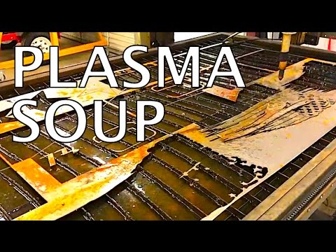 Lockformer Vulcan Plasma Machine Cutting Table Control