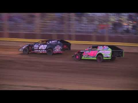 9 30 17 Modified Heat #1 Lincoln Park Speedway