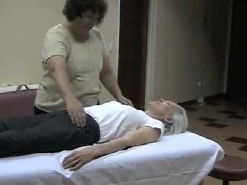 Tami Morse, Polarity Demo at Crystal Mountain School of Therapeutic Massage