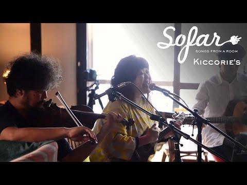 Kiccorie's - The Cure Song | Sofar Sapporo