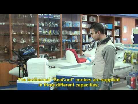 Ψυγεία Σκαφών Sea Cool