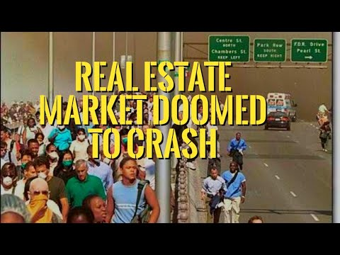 👉Housing Market 2020 Doomed To Crash -- Mass Exodus Out Of The Big Cities Like New York !!